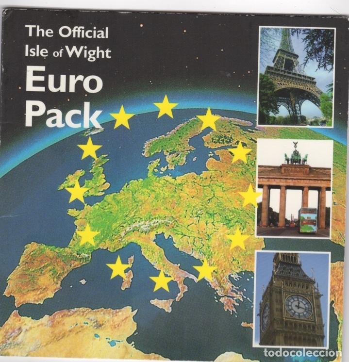 Monedas antiguas de Europa: 1998 monedas EURO de Isla de WIGHT - SC - Foto 15 - 165993970
