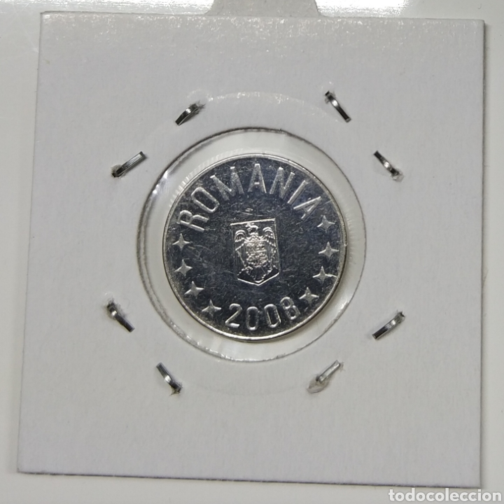 Monedas antiguas de Europa: Moneda 10 bani Rumania, 2008 - Foto 2 - 166451256