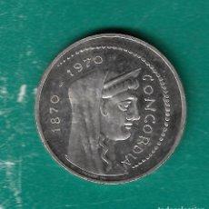 Monedas antiguas de Europa: ITALIA 1000 LIRAS 1970. Lote 166602502