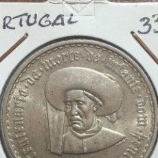 Monedas antiguas de Europa: PORTUGAL 20 ESCUDOS PLATA 1960. Lote 167106817