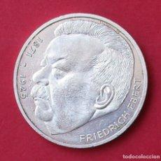 Monedas antiguas de Europa - ALEMANIA. MONEDA DE 5 MARCOS. 1975 J. PLATA. - 167952500