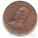 Monedas antiguas de Europa: RUMANIA,50 LEI 1991.ALEXANDRU IOAN CUZA.. Lote 167978600