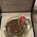 Monedas antiguas de Europa: MONEDA DE PLATA MACIZA 1/4 EURO COUPE DU MONDE DE RUGBY 2007 - 12.97.GRAMOS - 29.MM DIAMETRO. Lote 168273444