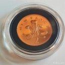 Monedas antiguas de Europa: GRAN BRETAÑA MONEDA COIN 2 NEW PENCE 1981 PENIQUES UNC. Lote 168287140