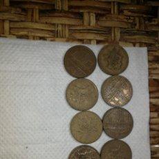 Monedas antiguas de Europa: LOTE MONEDAS 10 FRANCS BARIOS AÑOS. Lote 168288092