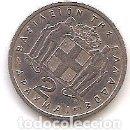 Monedas antiguas de Europa: GRECIA,2 APAXMAI 1957.. Lote 168299620