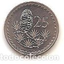 Monedas antiguas de Europa: CHIPRRE,25 CENTS 1980.. Lote 168390744