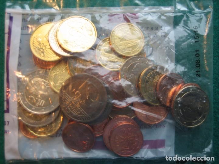 Monedas antiguas de Europa: Austria. Monedero oficial del Euro, 2002 - Foto 2 - 168497232