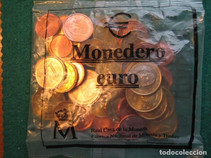 ESPAÑA. MONEDERO OFICIAL DEL EURO, 2002 (Numismática - Extranjeras - Europa)