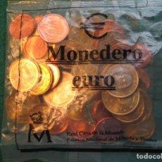 Monedas antiguas de Europa: ESPAÑA. MONEDERO OFICIAL DEL EURO, 2002. Lote 168497612