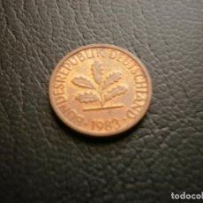 Monedas antiguas de Europa: ALEMANIA ( REP. FEDERAL ) 1 PFENNIG 1983 D. Lote 168628904
