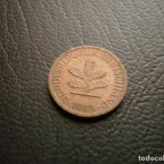 Monedas antiguas de Europa: ALEMANIA ( REP. FEDERAL ) 1 PFENNIG 1983 J. Lote 168629004