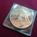 Monedas antiguas de Europa: 500 FORINT PLATA HUNGRÍA 1989. OLIMPIADA DE BARCELONA 1992. Lote 168704944