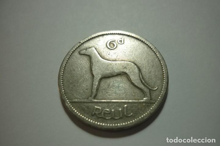 EIRE 1942 6 D (Numismática - Extranjeras - Europa)