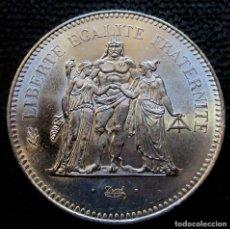 Monedas antiguas de Europa: FRANCIA 50 FRANCOS 1974 REF. 3 -PLATA-. Lote 169070040