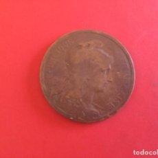 Monedas antiguas de Europa: MONEDA 10 CENTS REPUBLICA FRANCESA 1916. COBRE. Lote 169087560