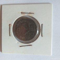 Monedas antiguas de Europa: FINLANDIA 1 MARKKA 1981.. Lote 169243028