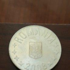 Monedas antiguas de Europa: RUMANIA 10 BANI 2008. Lote 169673154