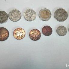 Monedas antiguas de Europa: LOTE MONEDAS PORTUGAL MONEDAS PORTUGUESAS EXTRANJERAS . Lote 170291352