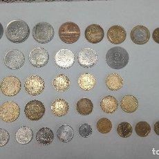 Monedas antiguas de Europa: LOTE MONEDAS FRANCIA MONEDAS EXTRANJERAS . Lote 170291868