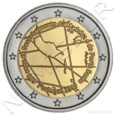 Monedas antiguas de Europa: PORTUGAL 2 EURO 2019 S/C - 600 AÑOS DEL DESCUBRIMIENTO DE MADEIRA Y PORTO SANTO. Lote 216002700