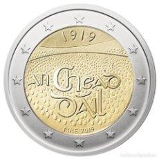 Monedas antiguas de Europa: IRLANDA 2 EURO 2019 S/C CENTENARIO DE LA PRIMERA SESIÓN DEL DÁIL ÉIREA EIRE 2019. Lote 194279503