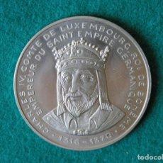 Monedas antiguas de Europa: MONEDA 5 ECU - LUXEMBURGO - 1992 - CUPRONÍQUEL - PROOF. Lote 171522350