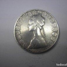 Monedas antiguas de Europa: ITALIA , 500 LIRAS DE PLATA DE 1958. Lote 171524955