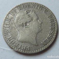 Monedas antiguas de Europa: MONEDA DE PLATA DE 2,5 SILBER GROSCHEN DE 1843, REY FEDERICO GUILLERMO IV DE PRUSIA, CECA A. Lote 171535290