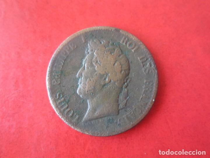 FRANCIA. 5 CENTIMOS DE LUIS FELIPE I. 1841 (Numismática - Extranjeras - Europa)