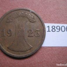 Monedas antiguas de Europa: ALEMANIA 2 RENTENPFENNIG 1923 A. Lote 171627340