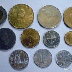 Monedas antiguas de Europa: HUNGRIA,MONEDAS DE LA MISMA SERIE. Lote 172165217
