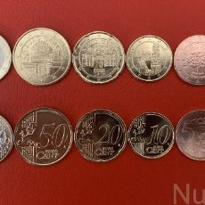 Monedas antiguas de Europa: AUSTRIA 2019 SERIE 8 VALORES S/C. Lote 183004268
