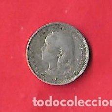 Monedas antiguas de Europa: HOLANDA, NETHERLAND, 10 CENTS 1894, CONSERVACION MBC. Lote 172661509