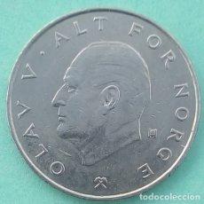 Monedas antiguas de Europa: NORUEGA - 1 CORONA 1978 - MBC+ - TAMBIÉN MIRE MIS OTRAS SUBASTAS Y AHORRE COSTES DE ENVÍO. Lote 173091092