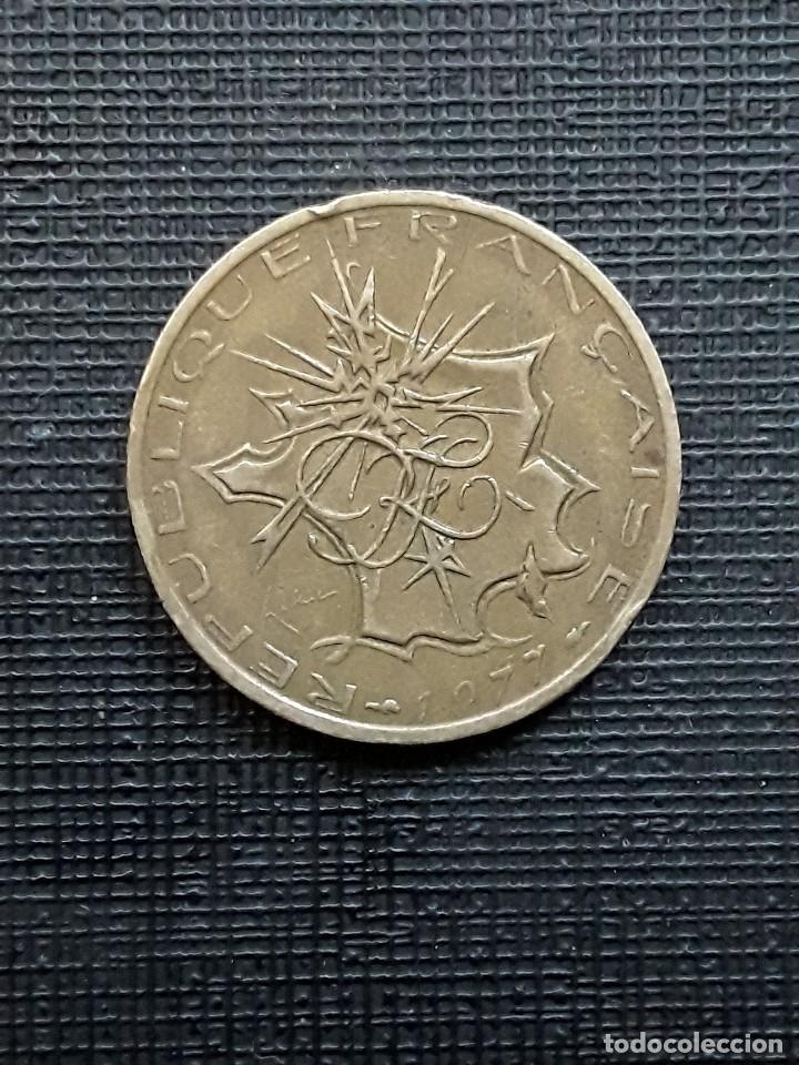Monedas antiguas de Europa: FRANCIA 10 Francs 1977 Km940 - Foto 2 - 173098870