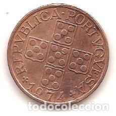 Monedas antiguas de Europa: PORTUGAL 1 ESCUDO 1974.. Lote 173529765