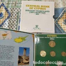 Monedas antiguas de Europa: CARTERA CHIPRE 1983. Lote 173796127