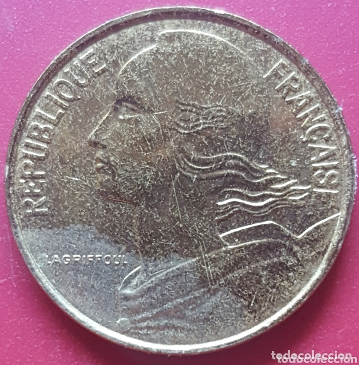 Monedas antiguas de Europa: FRANCIA 10 CENTIMOS 1997 - ENVIÓ GRATIS A PARTIR DE 35€ - Foto 2 - 173821748
