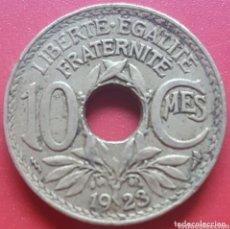 Monedas antiguas de Europa: FRANCIA 10 CENTIMOS 1923 - ENVIÓ GRATIS A PARTIR DE 35€. Lote 173821902
