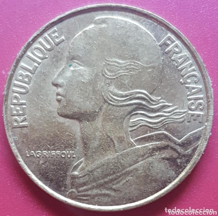 Monedas antiguas de Europa: FRANCIA 20 CENTIMOS 1997 - ENVIÓ GRATIS A PARTIR DE 35€ - Foto 2 - 173821924