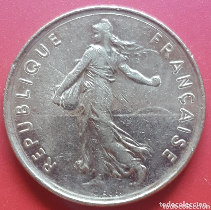 Monedas antiguas de Europa: FRANCIA 5 FRANCOS 1990 - ENVIÓ GRATIS A PARTIR DE 35€ - Foto 2 - 173822043