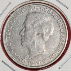 Monedas antiguas de Europa: LUXEMBURGO, 5 FRANCOS 1949 . Lote 173944362