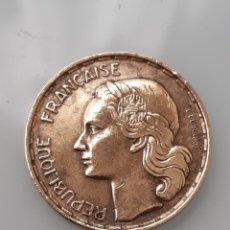 Monedas antiguas de Europa: MONEDA FRANCIA - 50 FRANCS 1953 - FRANCOS. Lote 174024964