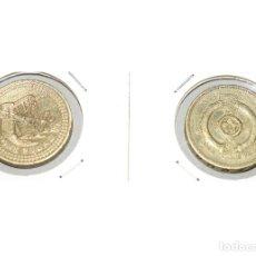 Monedas antiguas de Europa: INGLATERRA, 2 MONEDAS: 1 POUND 1999 - 1 POUND 2004 LIBRA GRAN BRETAÑA. Lote 174049420