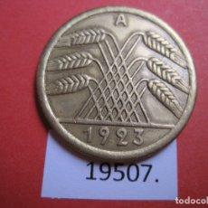 Monedas antiguas de Europa: ALEMANIA 50 RENTENPFENNIG 1923 A , DIFICIL. Lote 174340929