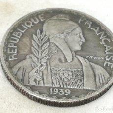 Monedas antiguas de Europa: RÉPLICA MONEDA 10 FRANCOS. 1929-1939. FRANCIA. RARA. Lote 174967078
