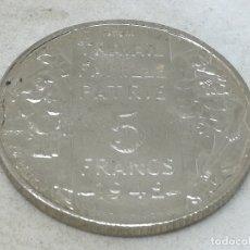 Monedas antiguas de Europa: RÉPLICA PRUEBA. MONEDA 5 FRANCOS. 1942. MARISCAL PETAIN. ESTADO FRANCÉS, FRANCIA, VICHY. II GUERRA M. Lote 174967295