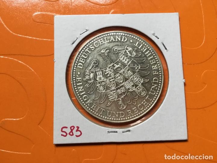 Monedas antiguas de Europa: 583 )ALEMANIA,,Medalla,,1997,,Berliner Reder,,PLATA,, en estado Nuevo Sin Circular - Foto 2 - 123138252