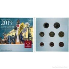 Monedas antiguas de Europa: EUROS AUSTRIA EMISIÓN OFICIAL (EURO SET) 2019. SIN CIRCULAR.. Lote 175027895